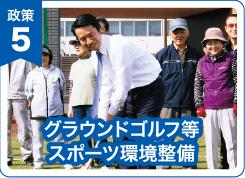 グラウンドゴルフ等スポーツ環境整備