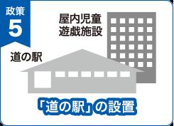 「道の駅」の設置